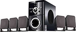 Flow Buzz Bluetooth 5.1 Multimedia Speaker Home Theatre System (Multicolour)