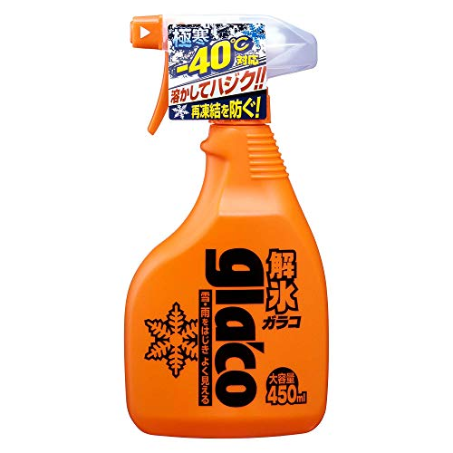 SOFT99 4165 Glaco Deicer Spray