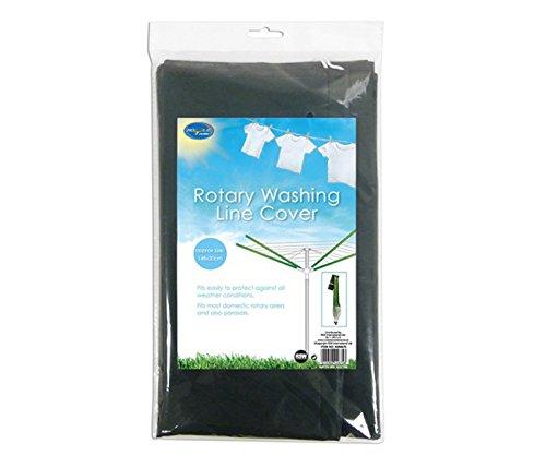 Housse de protection pour séchoir parapluie, protège des agressions de tous les intempéries