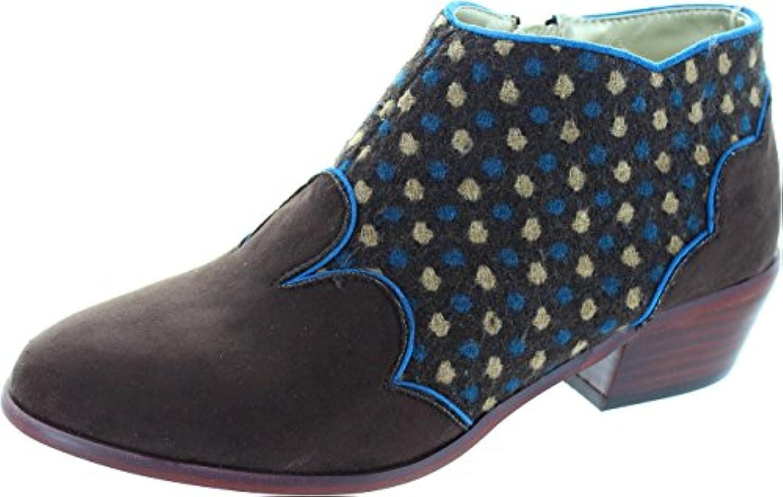 Messieurs Shoo / Dames Ruby Shoo Messieurs Juliette Femme Boots MarronB01KBF5NMIParent Excellente valeur La dernière technologie Excellente fonction b72794