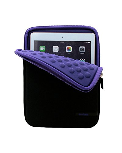 Anti-Shock Bubble Hülle mit kleinen Tasche (geeignet für Tablets (9.7-10.1 Zoll) für das Apple iPad Air & iPad Air 2)