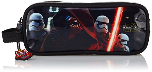 Star Wars  – Portatodo doble, 21 x 8 x 6 cm  (Safta 811545513)