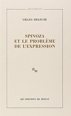Spinoza et le problème de l'expression