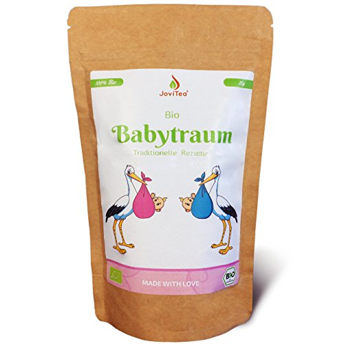 JoviTea Babytraum Tee BIO – Traditionelle Rezeptur - spezielle...