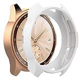 Gaddrt Uhr Schutzhülle, Weiche TPU-Schutzhülle aus Silikon für Samsung Galaxy Watch 42 (Weiß)