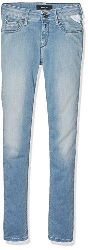 Replay Mädchen Hose SG9208.065.39C 392 Blau (Denim 1), 164 (Herstellergröße: 14A)