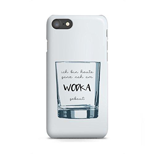 artboxONE Apple iPhone 7 Premium-Case Handyhülle Nah am Wodka Gebaut von AB1 Edition
