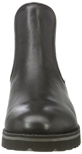 Gabor Fashion, Stivali Donna Nero (27 Schw.ra.glitter)