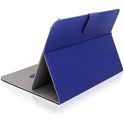 """ProCase Coque Universelle pour Tablette de 9 à 10 Pouces, Housse de Protection pour Tablette Tactile 9""""10,1"""", Dragon Touch, NeuTab, iRulu Alldaymall, Acer, Toshiba, RCA, iView, Dell, HP (Bleu Marine)"""