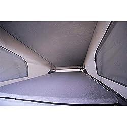 KFoam.es Matratze, höhenverstellbar, für Camper Standard, 110 x 180 x 5 cm