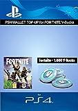 PSN credit for Fortnite - 1.000 V-Bucks DLC PS4 Download...