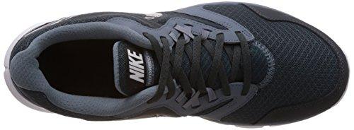 Nike Flex Experience Rn 3 Msl, Scarpe da Corsa Uomo Grigio/Bianco/Nero