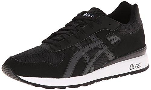 Asics Herren-GT-II Sneakers Black/Black
