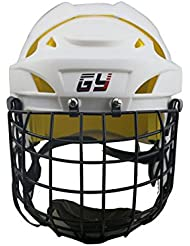 GY Sports Hockey sur glace de protection Champ Hockey Sport Casque de Hockey sur glace