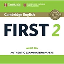 Cambridge English First 2 Audio CDs (2) (FCE Practice Tests)