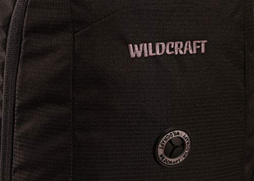 Best wildcraft backpack in India 2020 WILDCRAFT. Polyester 35 L Black Laptop Backpack Image 6