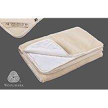 Venta colchón de Lana Merino, Folio Size Lana colchón 170 x 200 cm para Cama