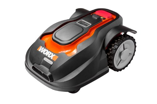 Worx Landroid robot lawnmower review