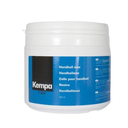 Kempa Zubehör Handballwax Handballharz, Weiß, 500 ml