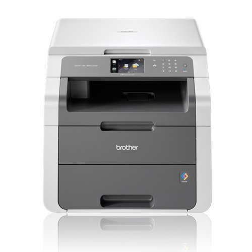 Brother-DCP-9015CDW-A4-Multifunction-Colour-Laser-Printer-Extra-Compatible-XL-TN241BKTN245-Toner-B-2500-CMY-2200-Pages