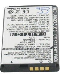 Akku für LG KU380, 3.7V, 600mAh, Li-Ionen