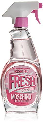 Moschino Fresh Couture Rose 50ml Agua de Colonia Para Las Mujeres Women Pink (precio: 47,63€)