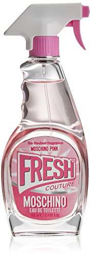 Moschino pink fresh couture acqua profumata - 100 ml