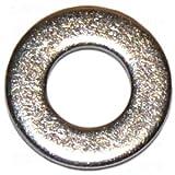Hard-to-Find Fastener 014973449704 #10 Flat Washers - SAE (25 Piece)