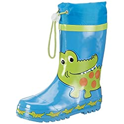 Playshoes Krokodil Botas de...