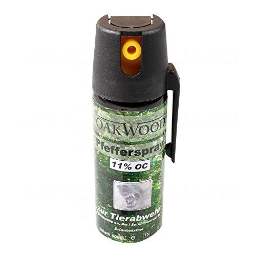 Abwehrspray, Pfefferspray 11 % OC Oakwood, 50 ml