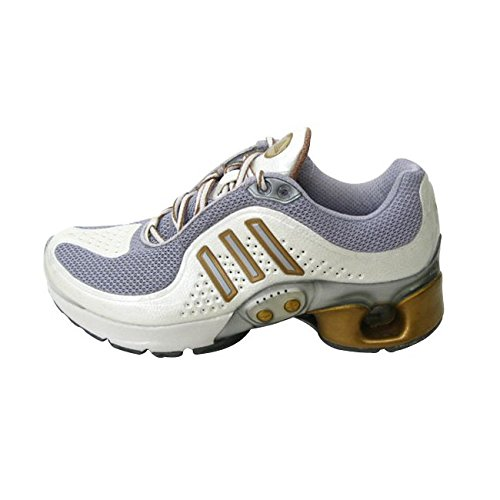Adidas 1.1 intelligence one chaussures de course motif couleurs différentes - Blanc/bleu/rouge