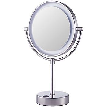 IKEA Kaitum Illuminated magnifying Vanity Mirror With ...