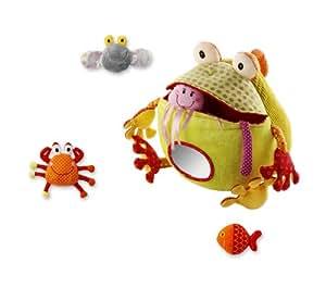 Lilliputiens 86011 - Romeo die alles fressende Krabbe
