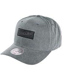 Zielsetzung Mitchell & Ness 110 Curved Snapback Cap Hüte & Mützen Chicago Bulls Grau