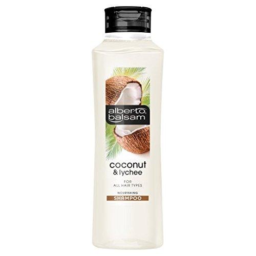Alberto Balsam-Shampoo mit Kokos und Litschi, 350ml