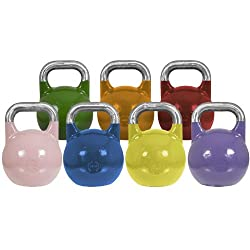 Gorilla Sports Competition Profi Kettlebells