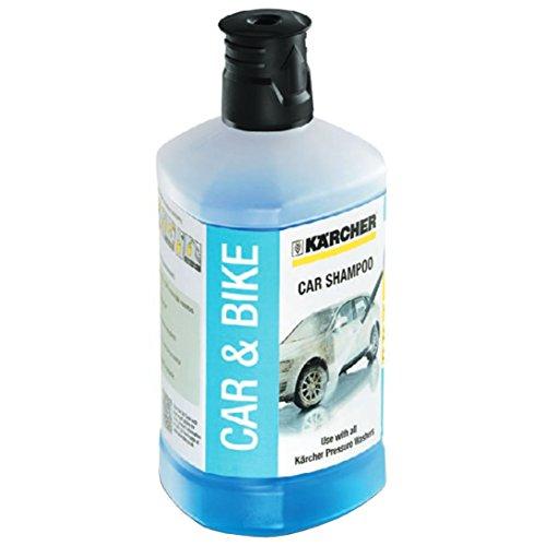 Kärcher 1Liter Auto-Foam-Shampoo-Reiniger 3in1Hochdruckreiniger Waschmittel K2K4K5K7