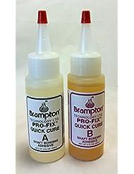 Brampton Pro-Fix rápida curación 4oz epoxi Kit (2–2OZ a, b)