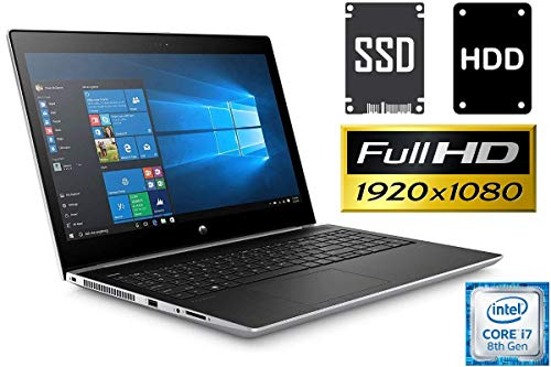 Notebook 470 G5 - Core i7-8550U - 32GB DDR4-RAM - 500GB SSD + 1000GB - 43,9 cm (17.3 Zoll / Full-HD) Business Laptop