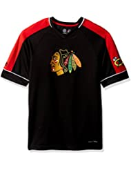 "Chicago Blackhawks Majestic NHL ""Expansion Draft"" V-Neck Men's Fashion Jersey Maillot"