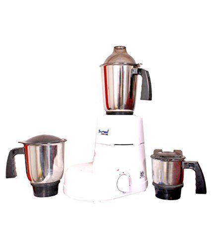 Sumeet Traditional Domestic Lnx (550 W) [Original] Mixer Grinder  available at amazon for Rs.2769