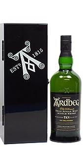 Ardbeg - Black Mystery - 10 year old Whisky by Ardbeg