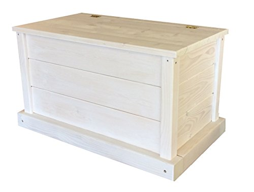 TOTAL WOOD 2012 Truhenbank banktruhe sitzbank sitztruhe truhen aus Holz B x T x H ca.: 100cm x 40cm x 45cm. Nach Maß verfügbar!