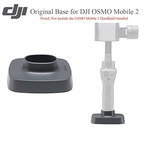 Crazepony-UK Stand Base for DJI Osmo Mobile 2,DJI Osmo Mobile 2 Handheld Smartphone Gimbal Mount Genuine Accessories