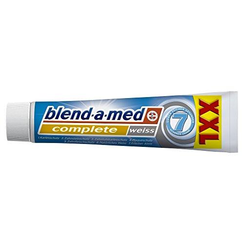Blend-a-med Complete Weiß Zahncreme, 125 ml