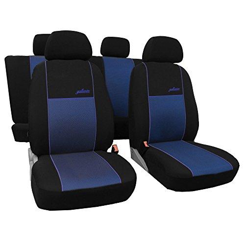 BMW 3er E90 E91 E93 E93 Schonbezüge Sitzbezüge Fahrer /& Beifahrer 05