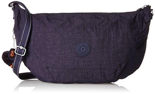 l'ultimo e015f f53e1 Kipling Nille - Borse a spalla Donna, Violett (Blue Purple C), 48x30x0.1 cm  (B x H T)