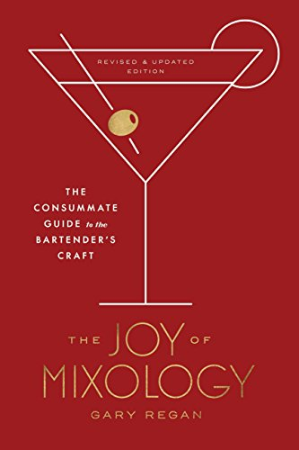 Joy of Mixology por Gary Regan
