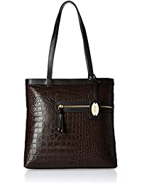 Hidesign Women's Shoulder Bag (Brown)