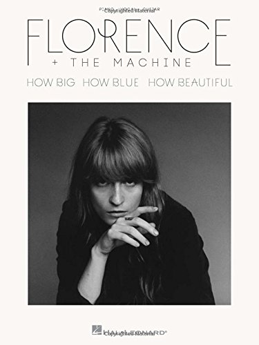 Florence + the machine: how big, how blue,... piano, voix, guitare